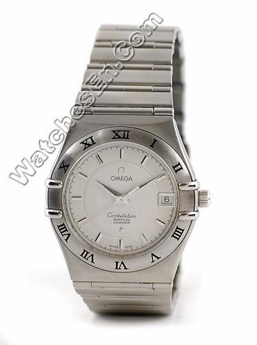 omega constellation herren replica