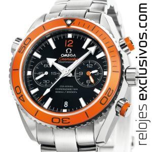 omega planet ocean chrono replica