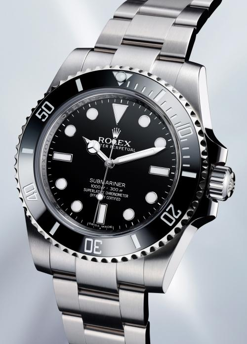 rolex submariner blender